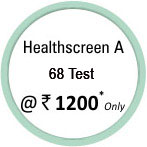 Healthscreen A package