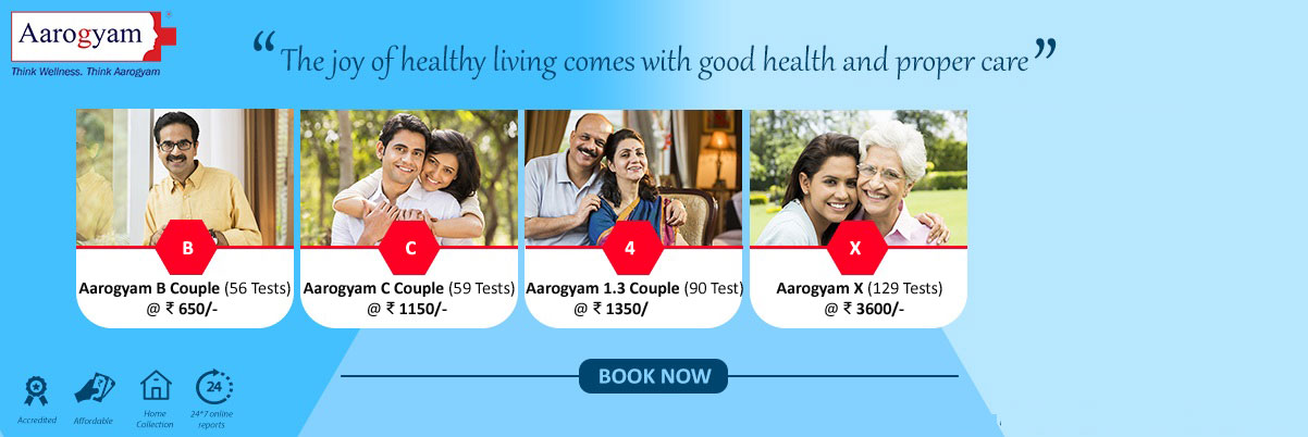 Aarogyam Thyrocare Offers