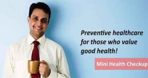 Mini Health Checkup