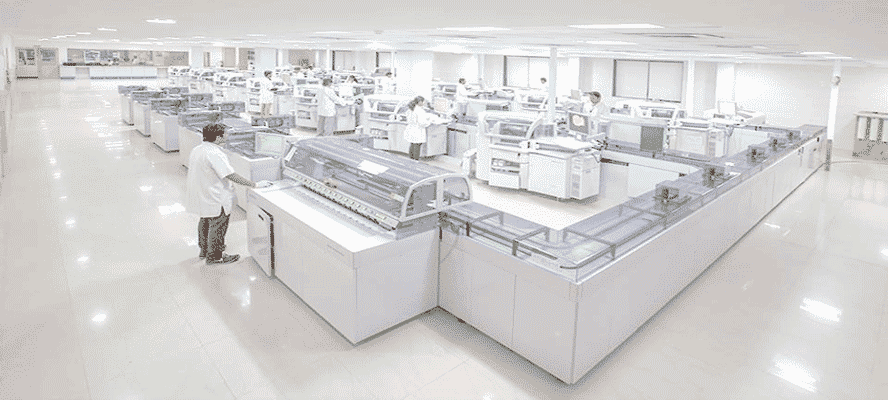 What makes Thyrocare most affordable laboratory in the world