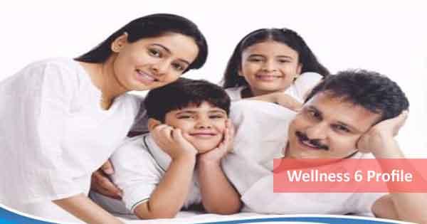 Wellness Profile 6
